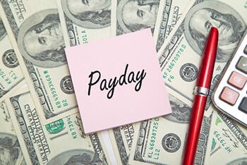 payday loans fee